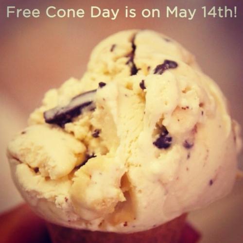 Haagen-Dazs-Free-Cone- Day-May-14-2013