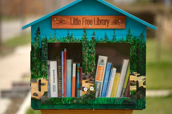 From the Little Free Library Facebook page