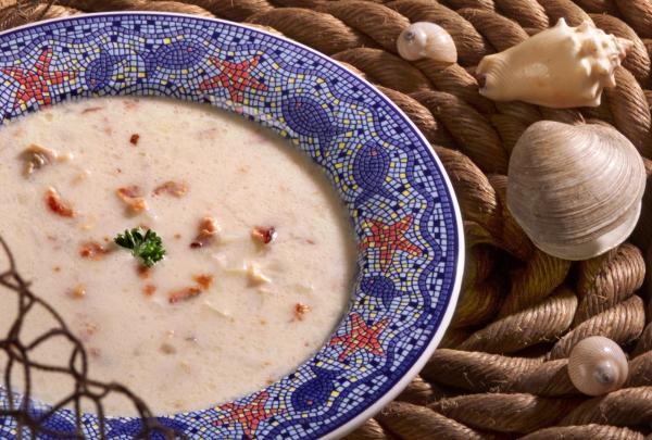 FOOD EATING SOUP SEAFOOD SHELLFISH RECIPE PREPARATION